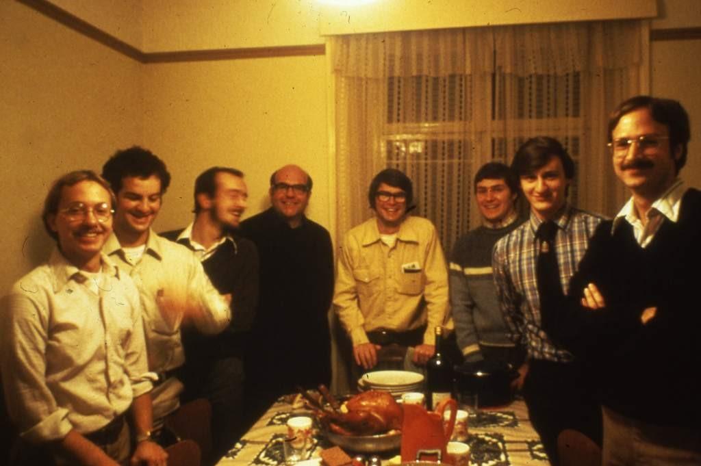 LOS SEGUNDOS CINCO AÑOS (1976-1981)